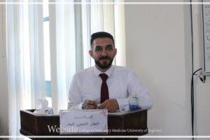 مناقشة حيدر حسين عبيد (3)