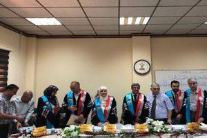 عفاف شكر من جامعة الموصل