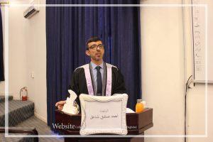 مناقشة احمد صادق (3)